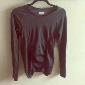 Athleta Long Sleeve Athletic Shirt